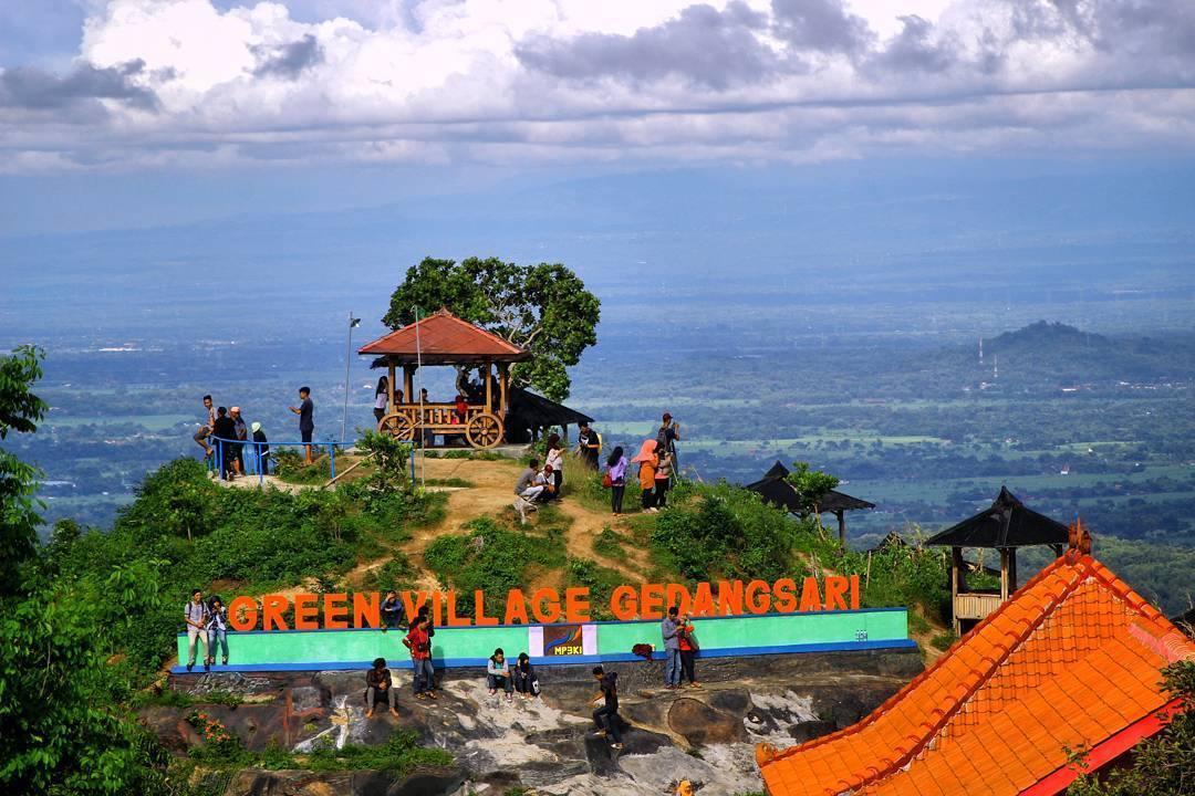 Green Village Gedangsari - Nginapdijogja