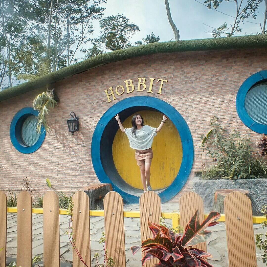 Rumah Hobbit - Nginapdijogja