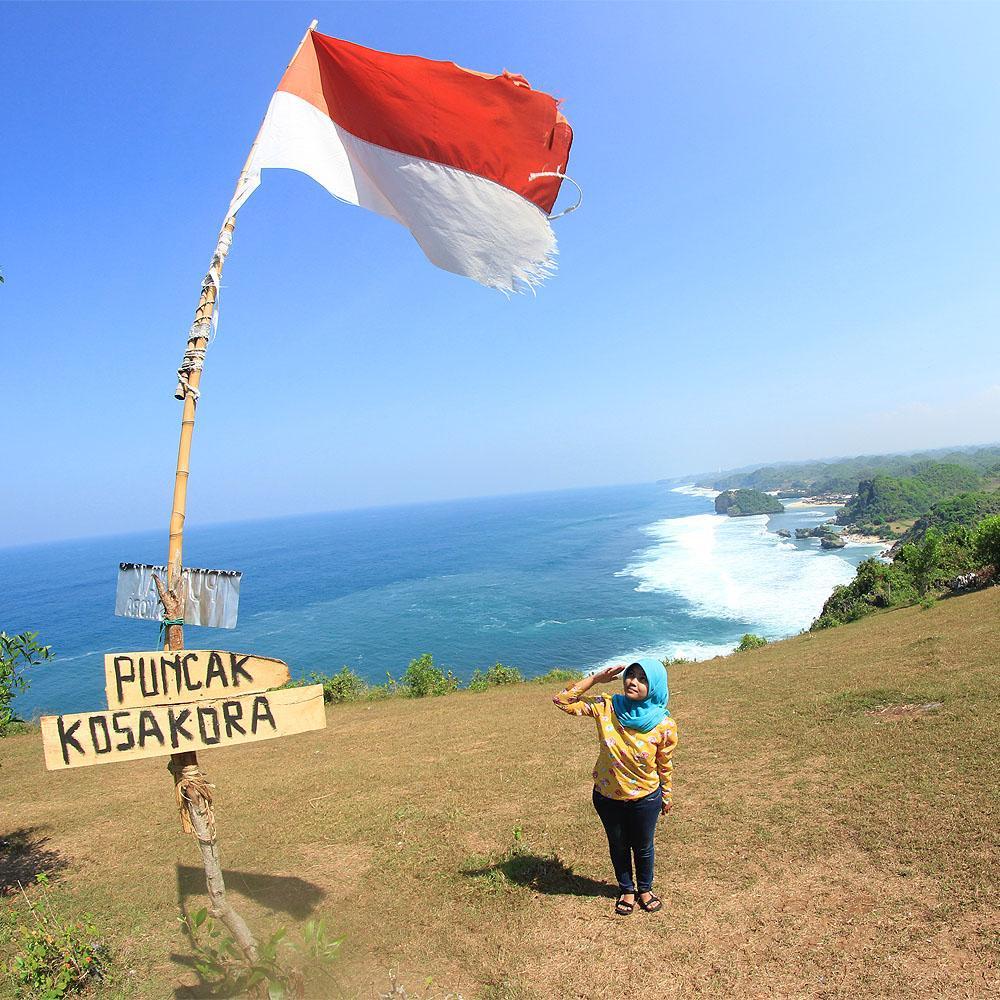 Keindahan Puncak Kosakora Yogyakarta Nginapdijogja Com