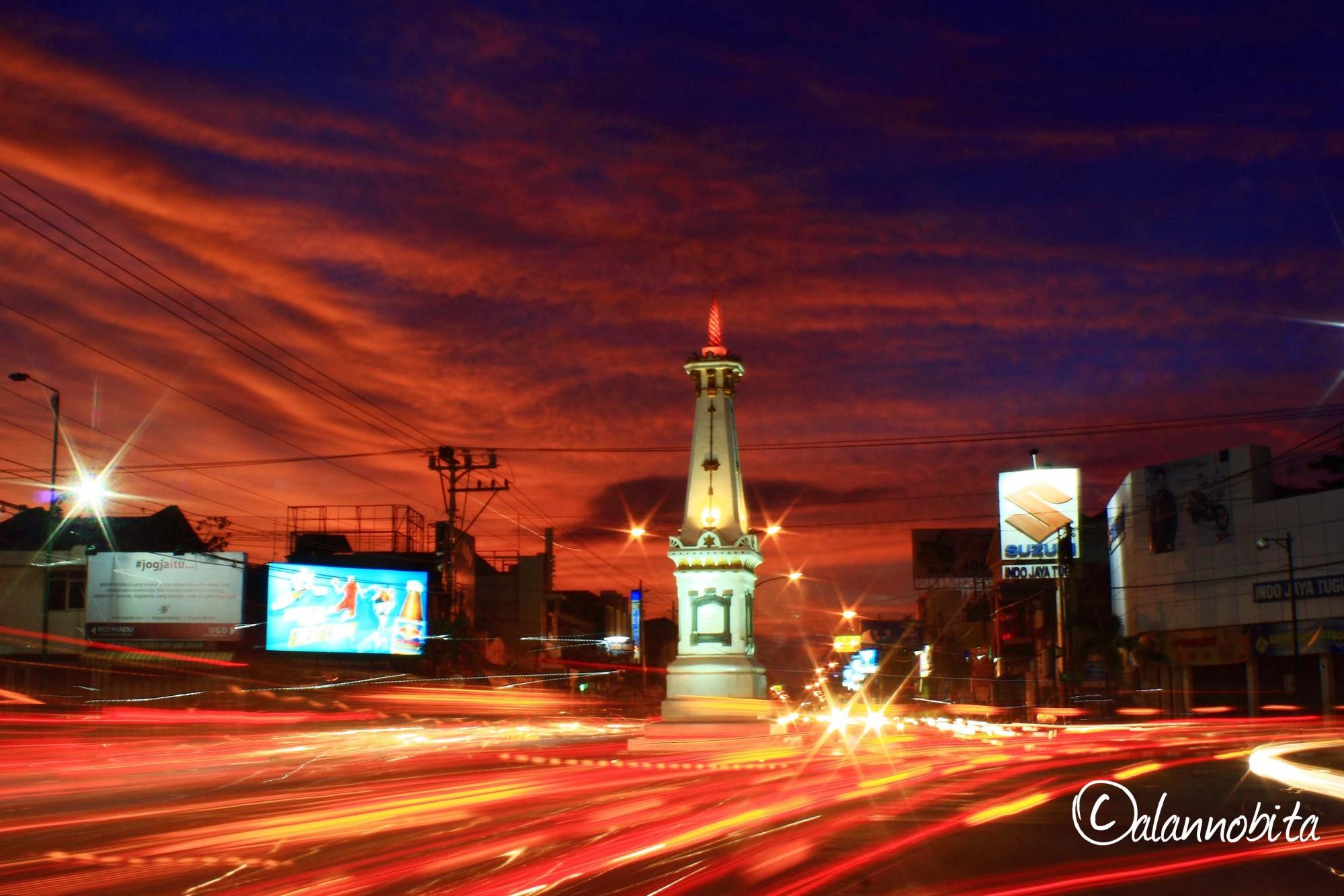 3 Monumen Bersejarah Di Yogyakarta Nginapdijogja Com
