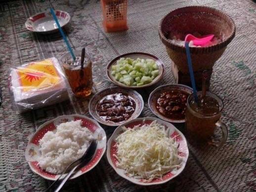 Entok Slenget Kang Tanir - Kuliner Legendaris di Yogyakarta