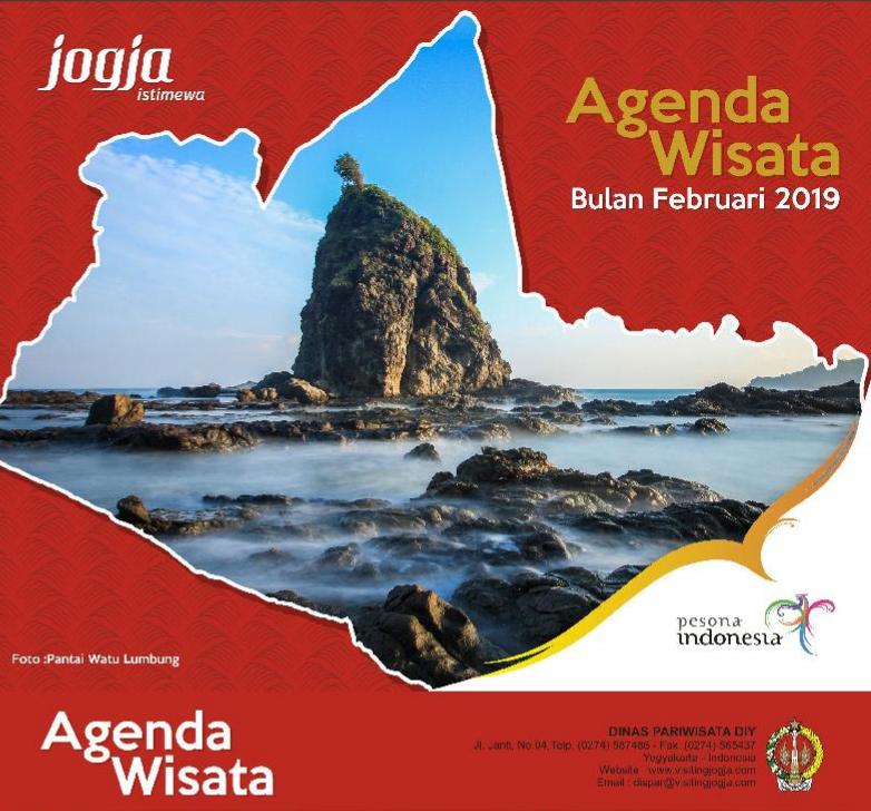 Jadwal Event Wisata Jogja Bulan Februari 2019