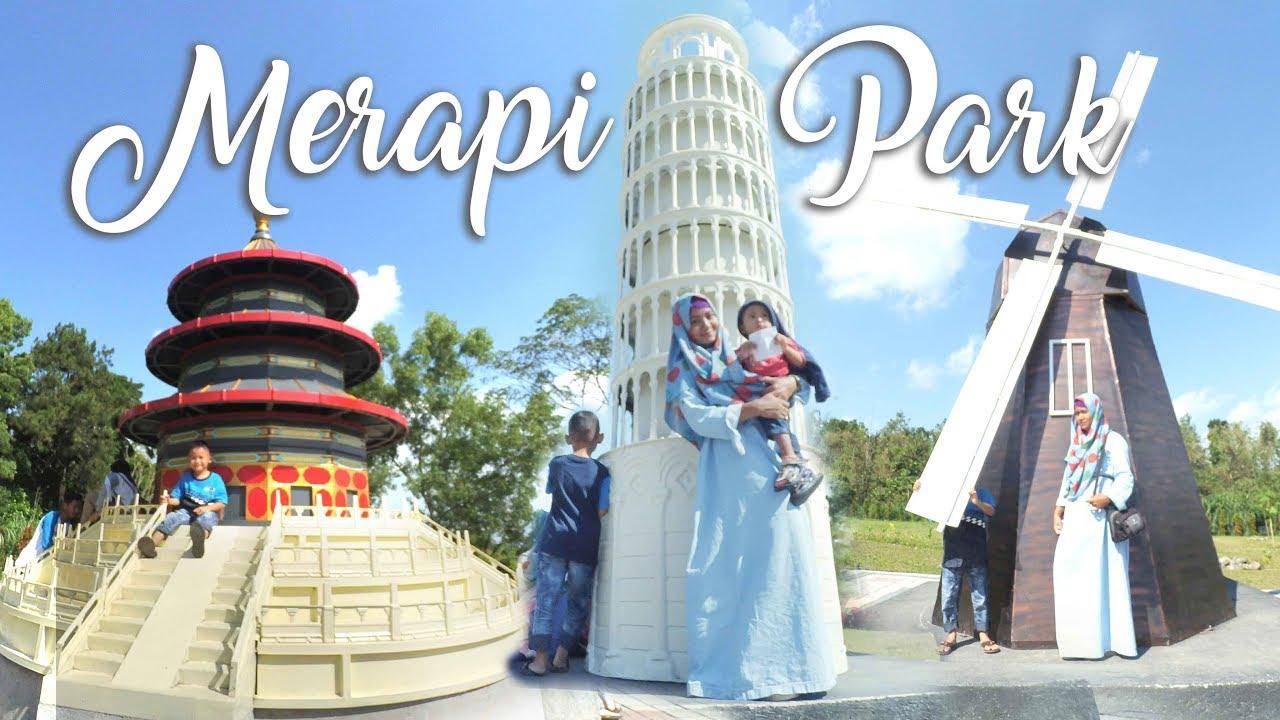 Merapi Park Adalah Salah Satu 25 Destinasi Wisata Di Jogja