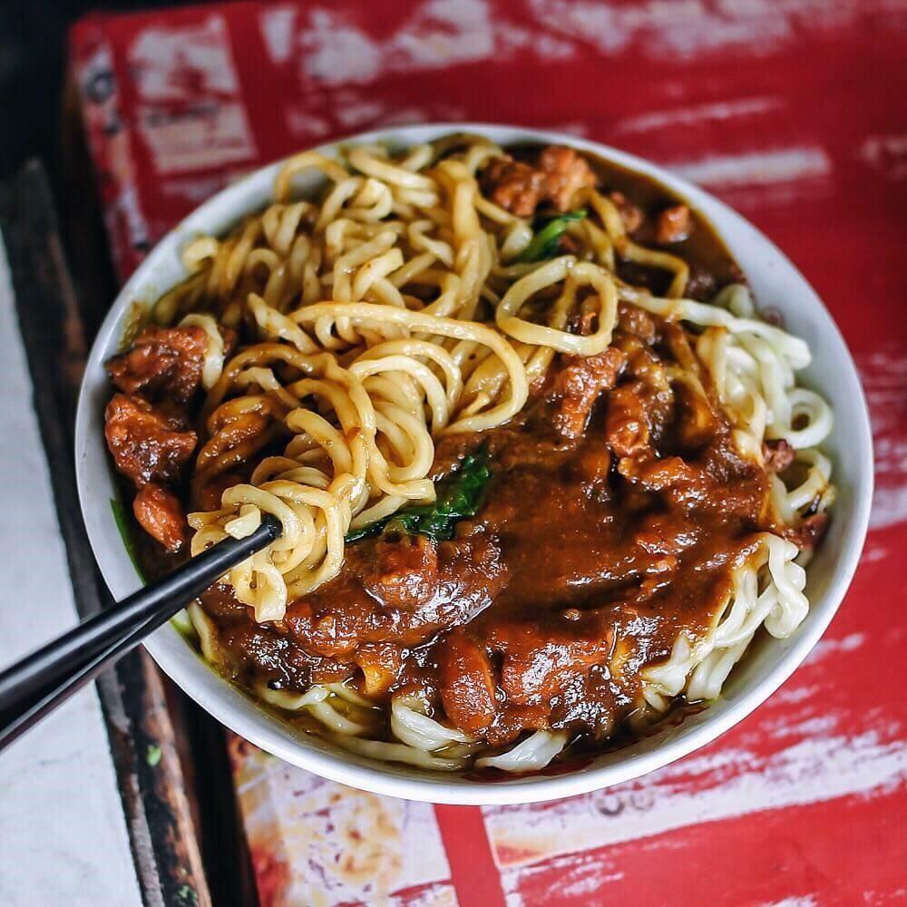Mie Ayam Tumini - Kuliner Legendaris di Yogyakarta