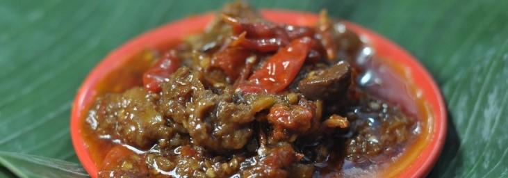 Oseng Mercon Bu Narti - Kuliner Legendaris di Yogyakarta