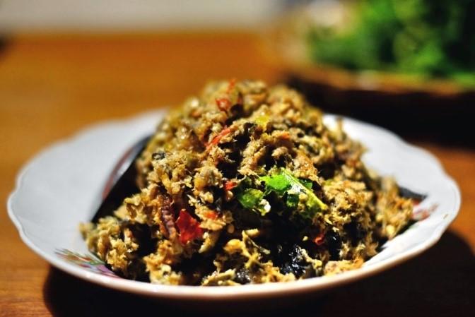 Sambel Welut Pak Sabar - Kuliner Legendaris di Yogyakarta
