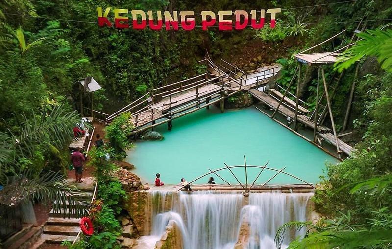 Image result for Air Terjun Kedung Pedut